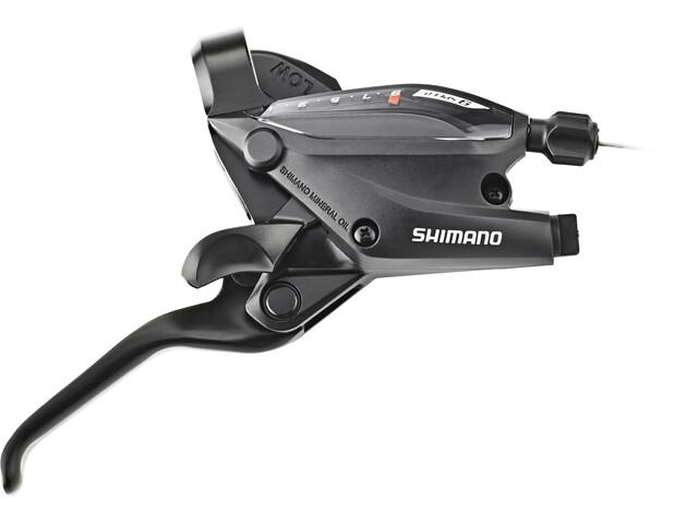 Shimano ST-EF505 Dźwignia hamulca / przerzutki Prawa 9-rz., black
